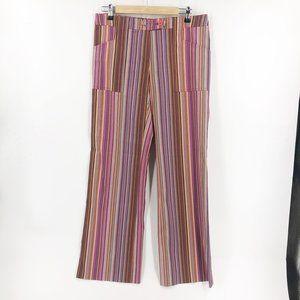 Trina Turk Multicolored Cromwell Pants Size 8